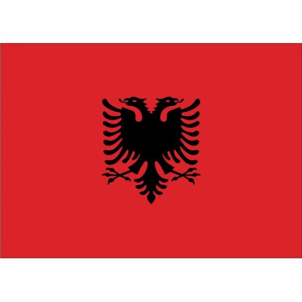 ALBANIEN 50x35 CM.